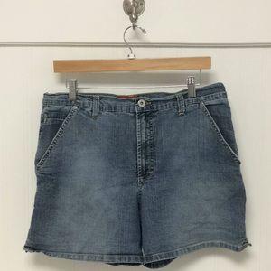Vintage Gloria Vanderbilt 1990s  Jean Shorts
